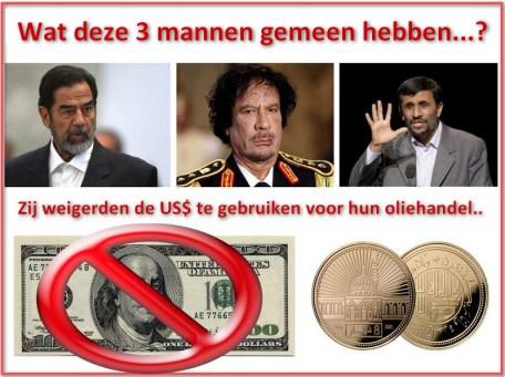 olie us dollar sadam khadaffi