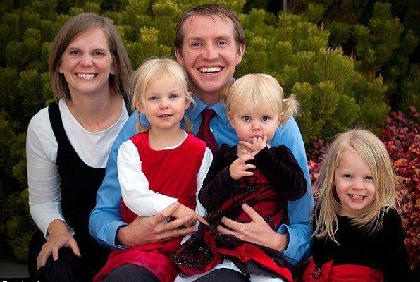 parker family newtown