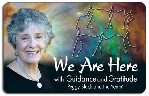 Peggy Black en haar spirituele Team zijn al jaren een steun voor velen op het gebied van transformatie en bewustzijnsgroei.
