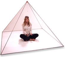 piramide meditatie