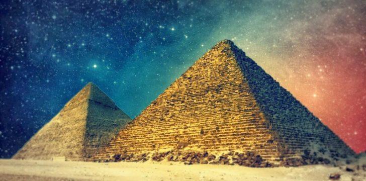 piramides Cheops