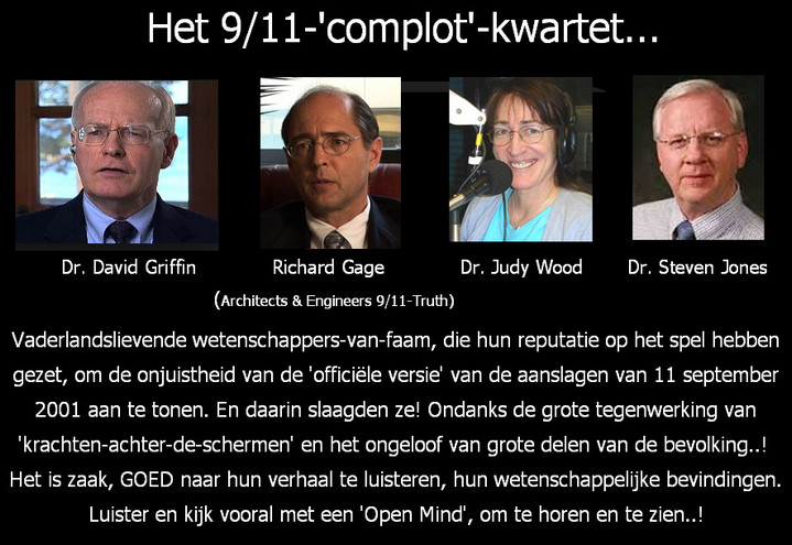 profs on 911 en Gage