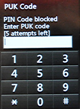 puk-code-blocked