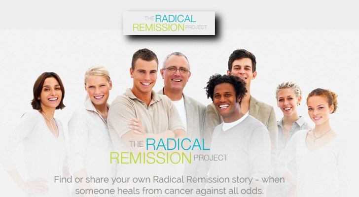 radical remission website group
