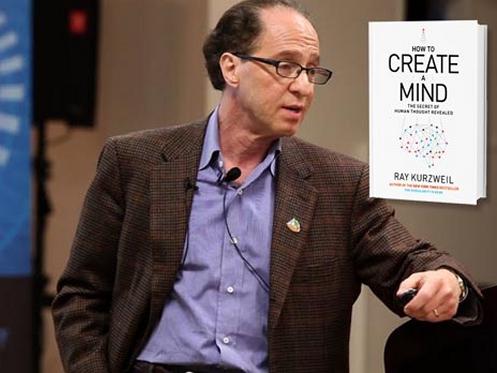 Ray Kurzweil, CEO van Google. een gevaarlijk mannetje, of een gedreven en gepassioneerde ondernemer..?