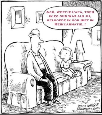 reincarnatie cartoon