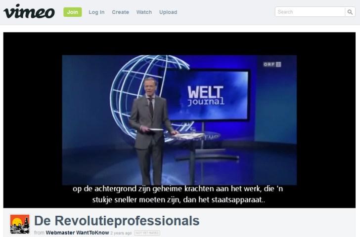 revolutie professionals