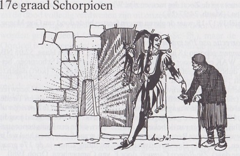 (omschrijving van het beeld uit het boek van Koppejan ISBN 90-202-1670-8)