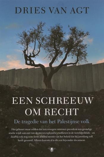 Het indringende boek van Dries van Agt over de rücksichtloze onderdrukking van het Palestijnse volk, is recht vanuit zijn hart geschreven. Hoe kan het dat ook bij hem zó laat pas het Liefdeslicht ging schijnen over deze kwestie..?