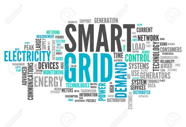 smart grid world