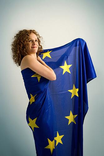 D'66-europarlementariër Sophie in 't Veld ondervond aan den lijve wat het betekent om in het 'controle-systeem' gemangeld te worden.