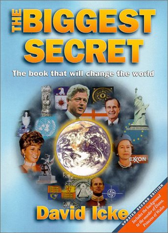 Het bewuste boek van David Icke.