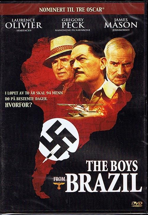 De film 'The Boys from Brazil', gebaseerd op een meesterlijk boek van Irah Levin, romantiseert de rol van Mengele en zijn verblijf in Paraguay..