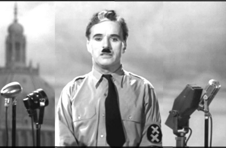 the great dictator charlie chaplin