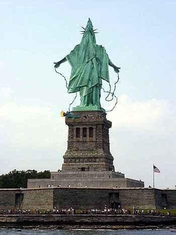 Amerika maak schoon schip!