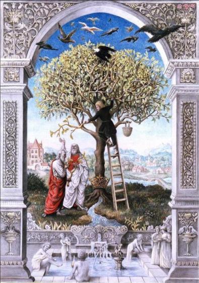 The tree of Alchemy