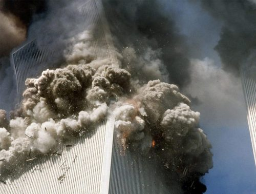 tumbling top wtc 911