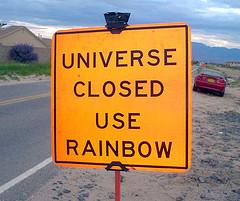 universum-gesloten