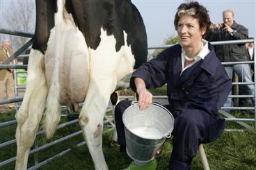 In het belang van de melkveehouderij: Gerda Verburg stop met die onzin!