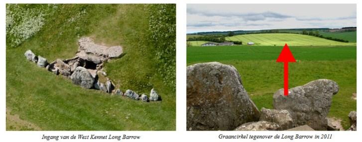 west kenneth long barrow crop circle