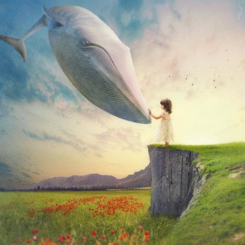 white whale child