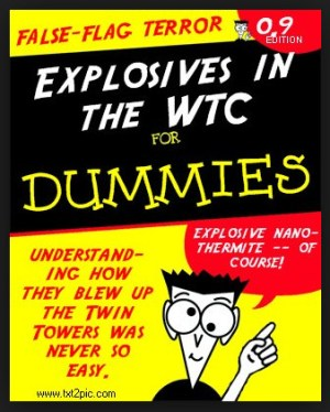 wtc explosives dummies