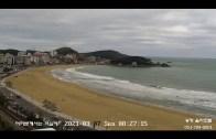 해운대 송정 바닷가 실시간 스트리밍 (송정 올라호텔)  live streaming, Haeundae Songjeong Beach , Korea