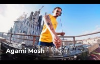 Agami Mosh – Live @ Radio Intense, Sagrada Familia, Spain 30.3.2021 / Techno DJ Mix