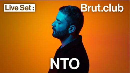 Brut.club : NTO en Live Set au Baou à Marseille