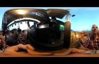 Cerrone DIsco Supernature live 360 solidays 2015 @greensession