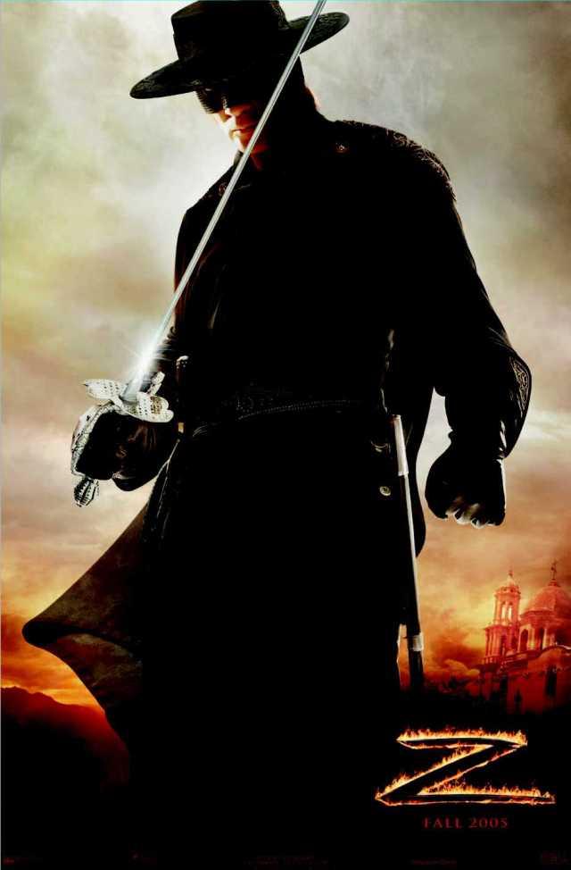 Coloriage du héros Zorro à imprimer et colorier