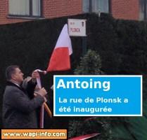 Antoing : la Pologne mise à l'honneur à la suite du jumelage