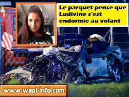 Tournai - Lessines : Ludivine Druez (28 ans) décédée en percutant un camion