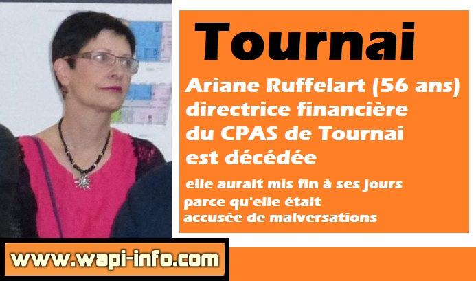 Ariane Ruffelart
