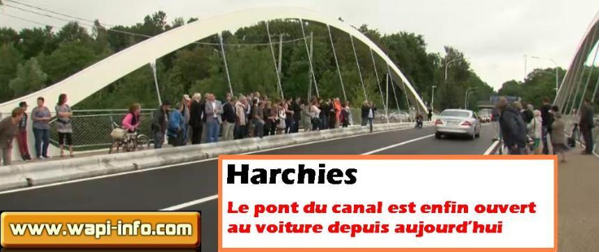 Harchies Pont