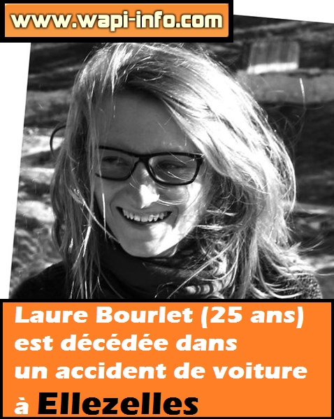 Laure Bourlet deces Ellezelles