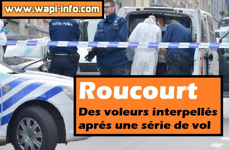 Roucourt vol