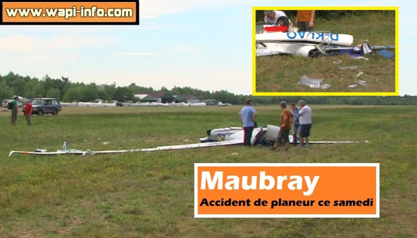 accident maubray