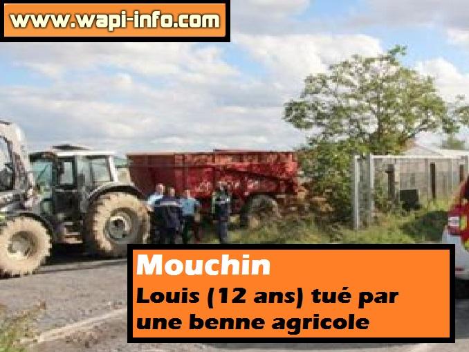 Louis mouchin