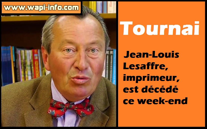deces jean louis lesaffre