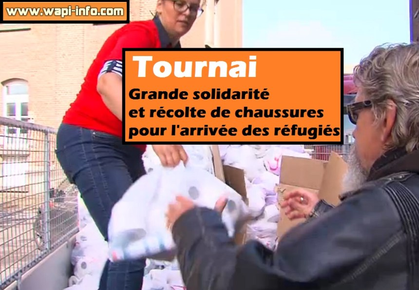 tournai solidarite refugies