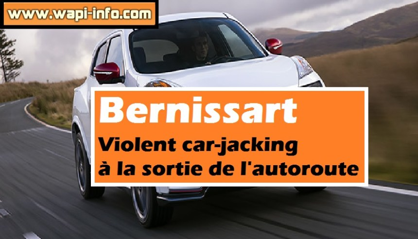 Bernissart car jacking