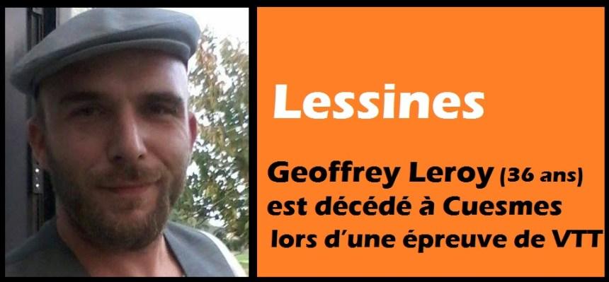 Geoffrey Leroy Deces