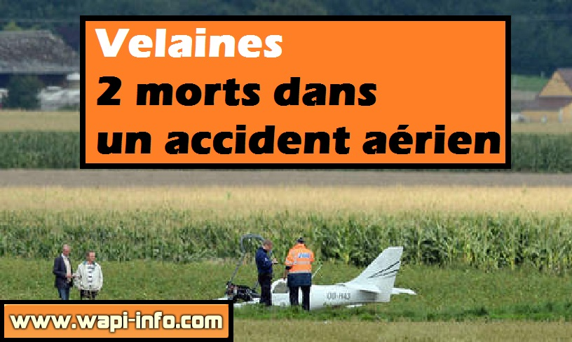 Velaines accident ulm