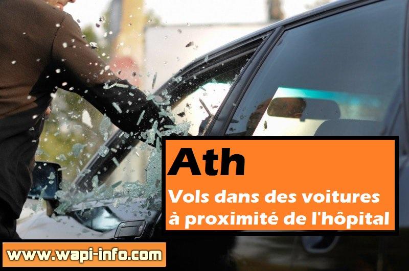 ath vol dans voiture
