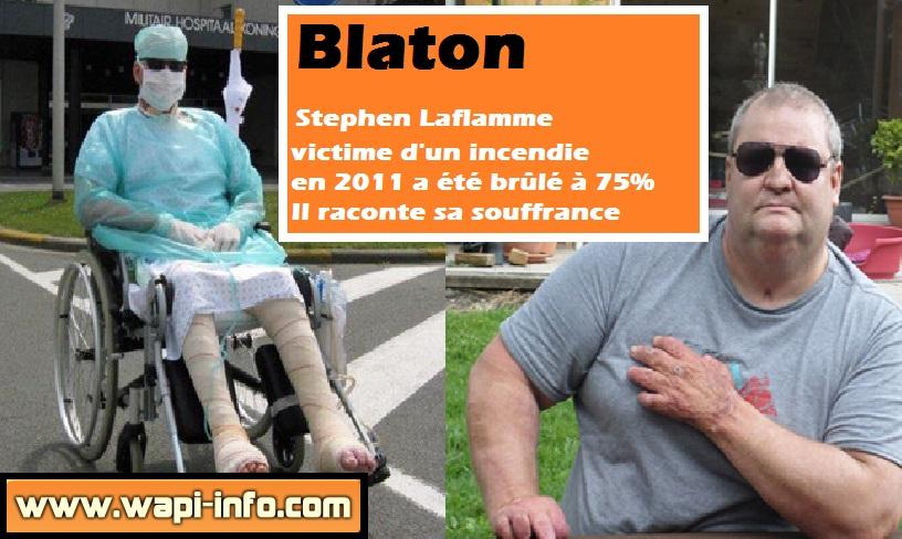 blaton stephen laflamme