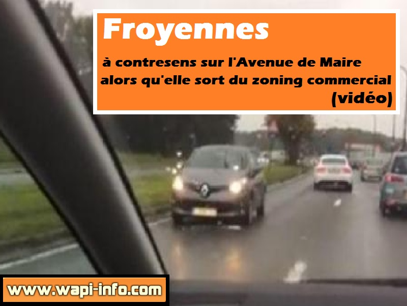 Froyennes contresens