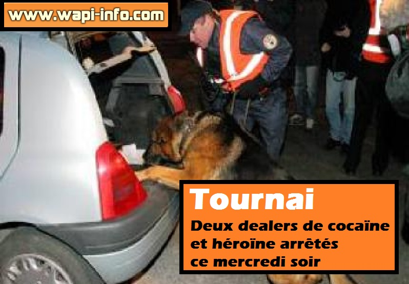 Tournai dealers drogue