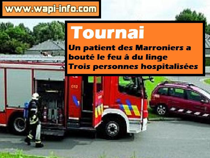 Tournai patient marronniers