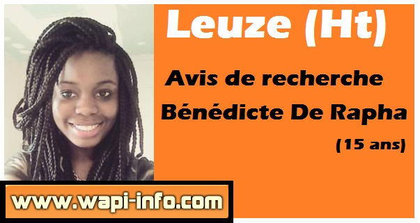 benedicte de racha disparition